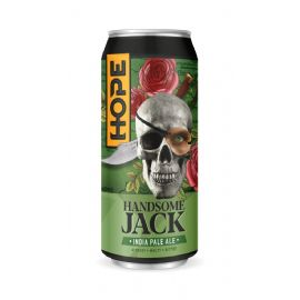 24*44CL HOPE BEER DUBLIN - Handsome Jack IPA LATTINA 6.6%