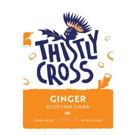 GINGER CIDER 20LT BAG-IN-BOX 4%