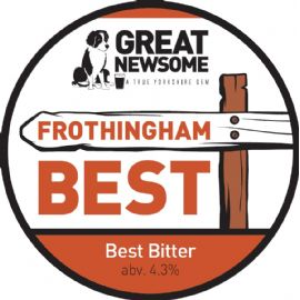 Great Newsome Frothingham Best CASK 41 LT 4.3%