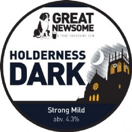 Great Newsome Holderness Dark - Mild Ale CASK 41LT 4.3%