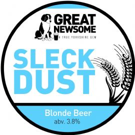 Great Newsome Sleck Dust CASK 41 LT  3.8%