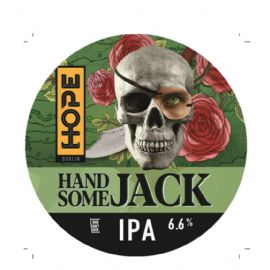 HOPE BEER DUBLIN - Handsome Jack IPA 30LT 6.6%