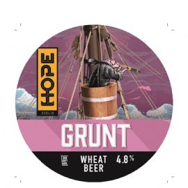 HOPE BEER DUBLIN - Hope Grunt 4.8% 30LT