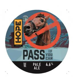 HOPE BEER DUBLIN - Passifyoucan Pale Ale 30LT 4.6%