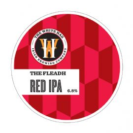 WHITE HAG FLEADTH ALE Red IPA 30LT 6.8%