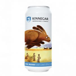 24*44cl KINNEGAR BREWING Big Bunny New England Style IPA LATTINA 6%