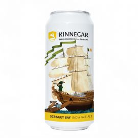 24*44cl KINNEGAR BREWING Scraggy Bay IPA LATTINA 5.3%