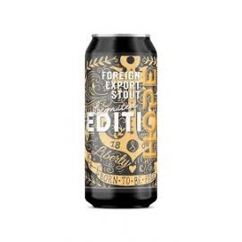 24*44CL HOPE BEER DUBLIN - Foreign Export Stout  LATTINA 6.8%