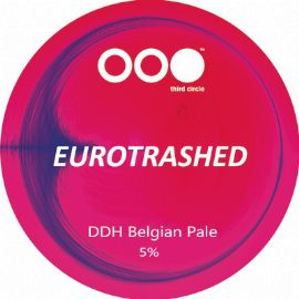 THIRD CIRCLE - Eurotrashed - DDH BELGIAN ALE 5% 30lt