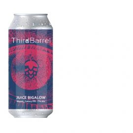 24*44CL THIRD BARREL Juice Bigalow - DDH IPA 7%  LATTINA