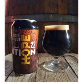 24*44 CL HOPE BEER DUBLIN Limited Edition 22 - OAK AGED STOUT 7.5%